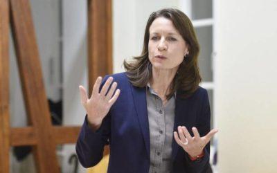 Bericht im GA-Bonn: Cornelia Weigand will Bürgermeisterin werden