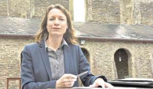 Parteilose Cornelia Weigand Kandidiert für das Bürgermeisteramt der VG Altenahr