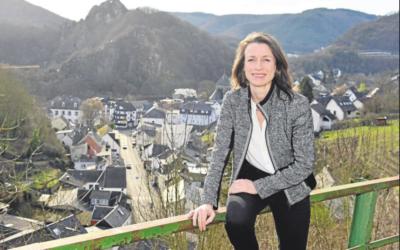 Cornelia Weigand will Altenahrer Verbandsbürgermeisterin werden